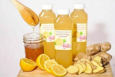 Misook Ginger Lemonade