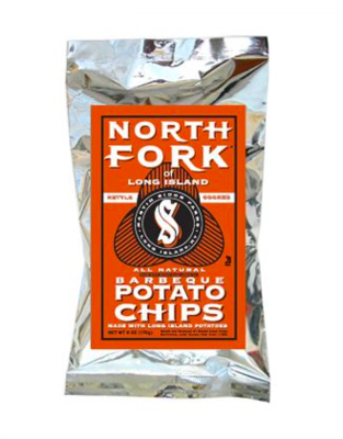 North Fork Potato Chips BBQ 6oz