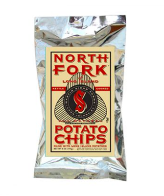 North Fork Potato Chips Original 6oz
