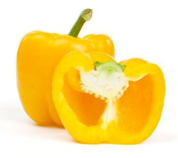 Yellow Peppers 1lb