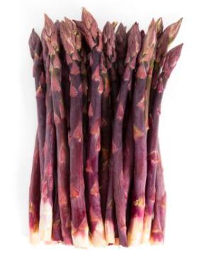 Purple Asparagus (bunch)