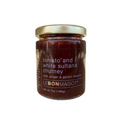 Tomato & White Sultana Chutney
