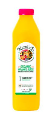 Organic Orange Juice 32oz