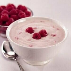 Black Cherry Yogurt (pint)