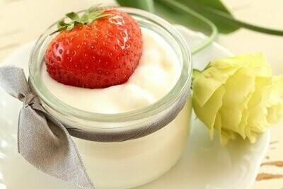 Plain Yogurt (pint)