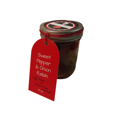 Sweet Pepper & Onion Relish