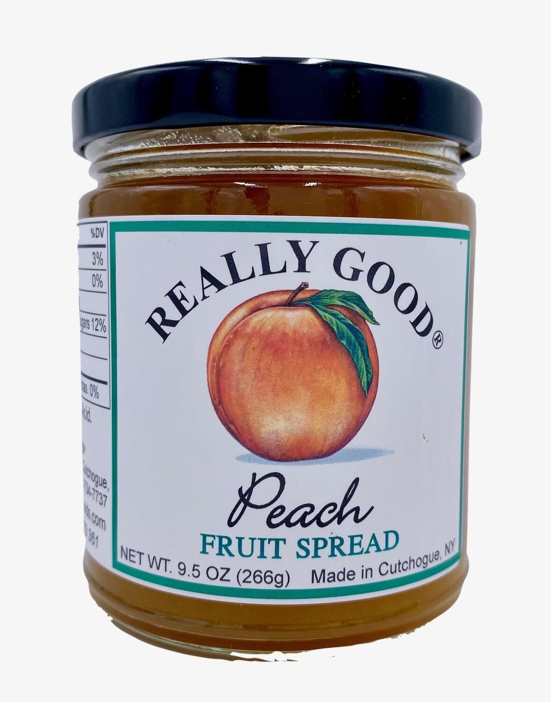 Really Good Peach Fruit Spread