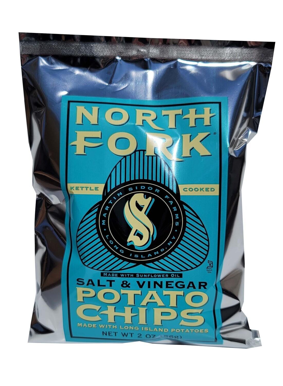 North Fork Potato Chips Salt & Vinegar