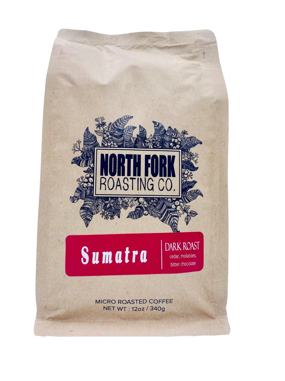 North Fork Roasting Co - Sumatra