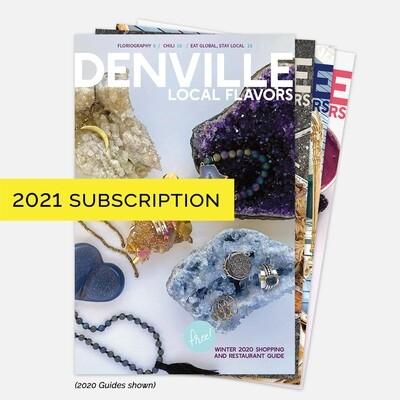 2021 Subscription