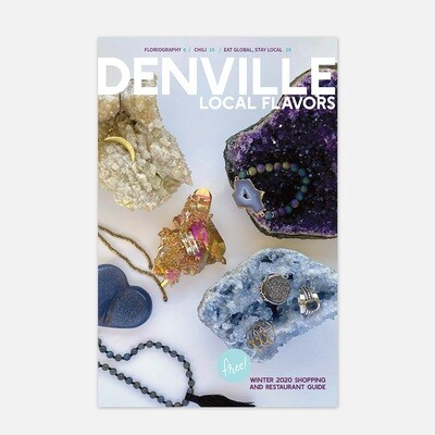 BACK ISSUE: Winter 2020 Denville Local Flavors Guide