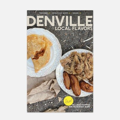 BACK ISSUE: Fall 2020 Denville Local Flavors Guide