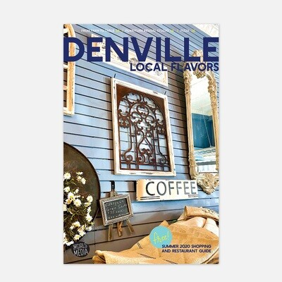 BACK ISSUE: Summer 2020 Denville Local Flavors Guide
