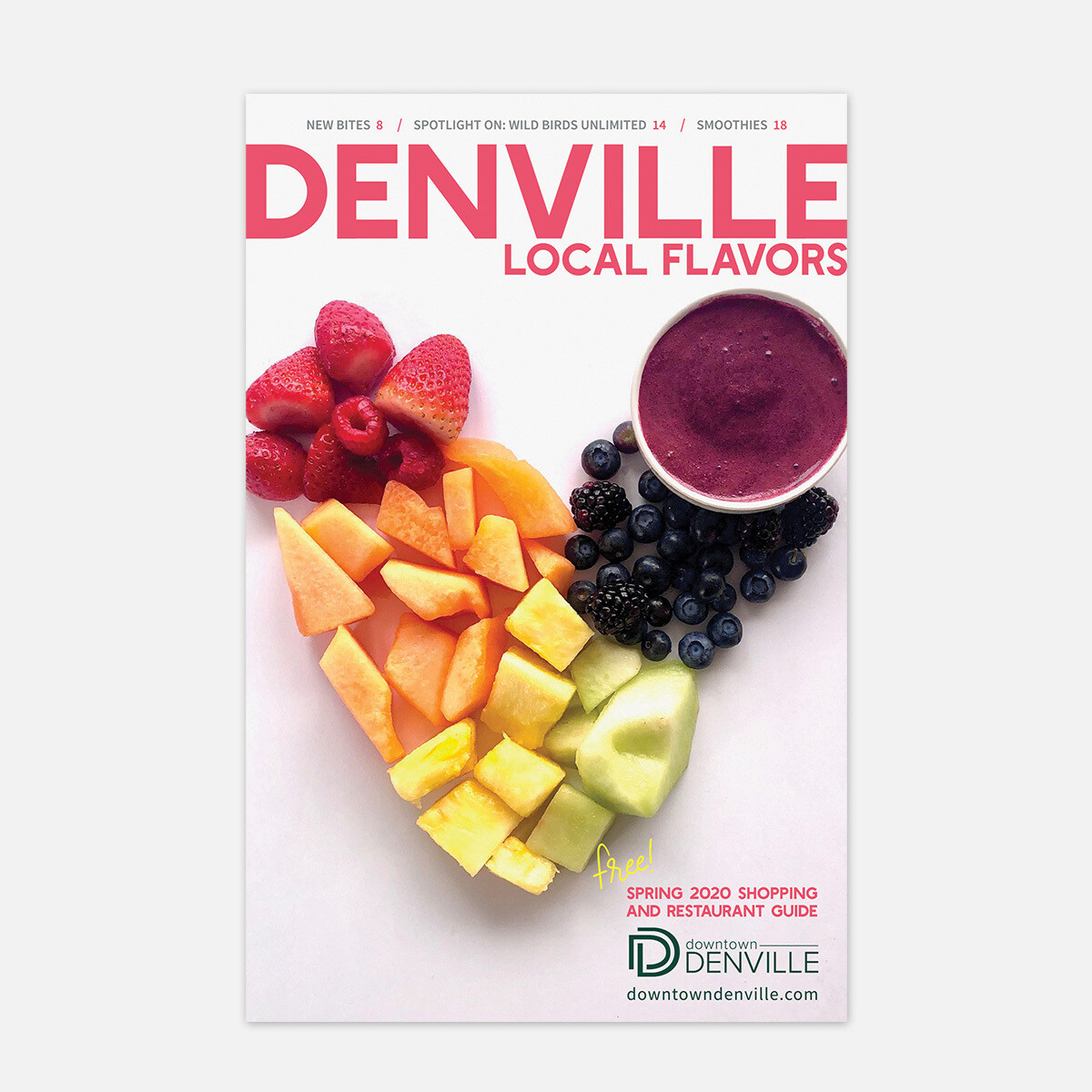 BACK ISSUE: Spring 2020 Denville Local Flavors Guide