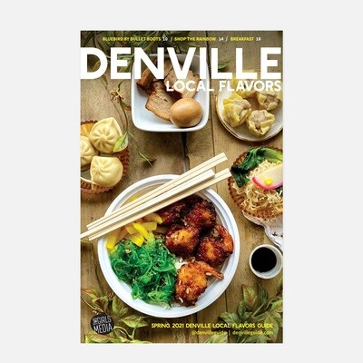 Spring 2021 Denville Local Flavors Guide
