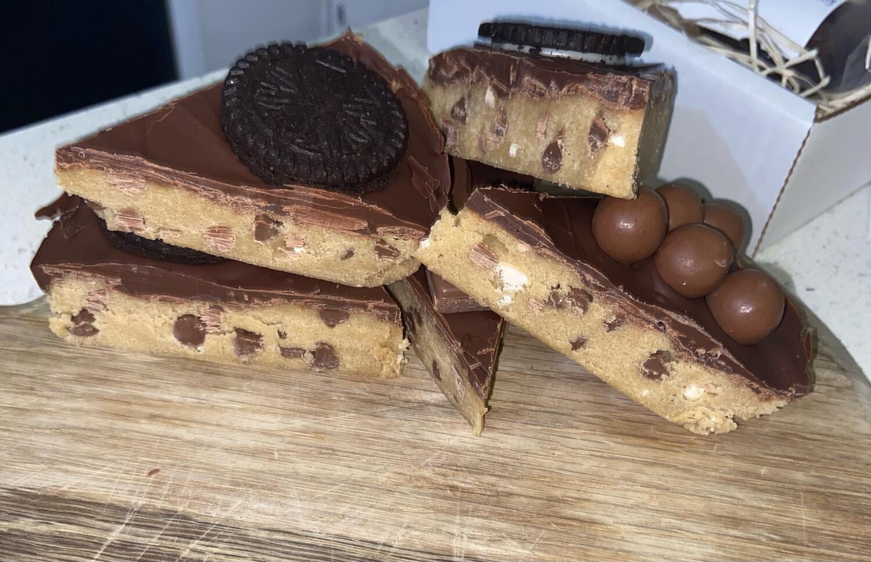 Cookie Dough Slices