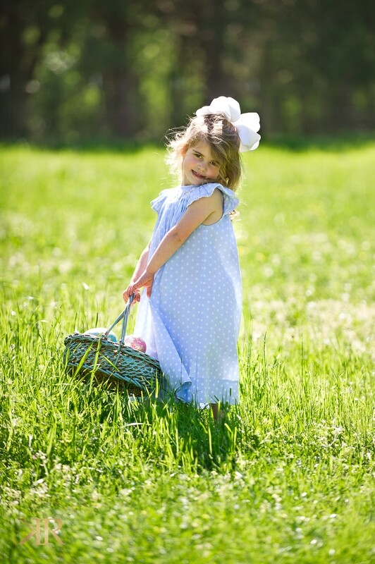 Outdoor Easter & Spring Sessions