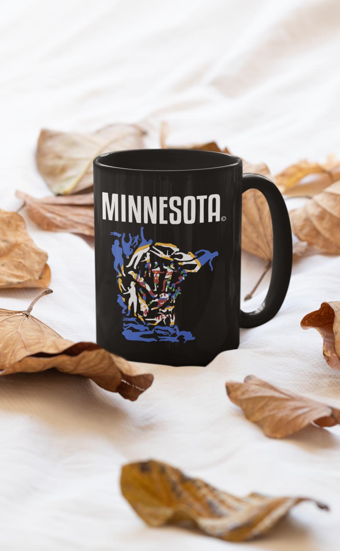 10K MN Live Diner Mug