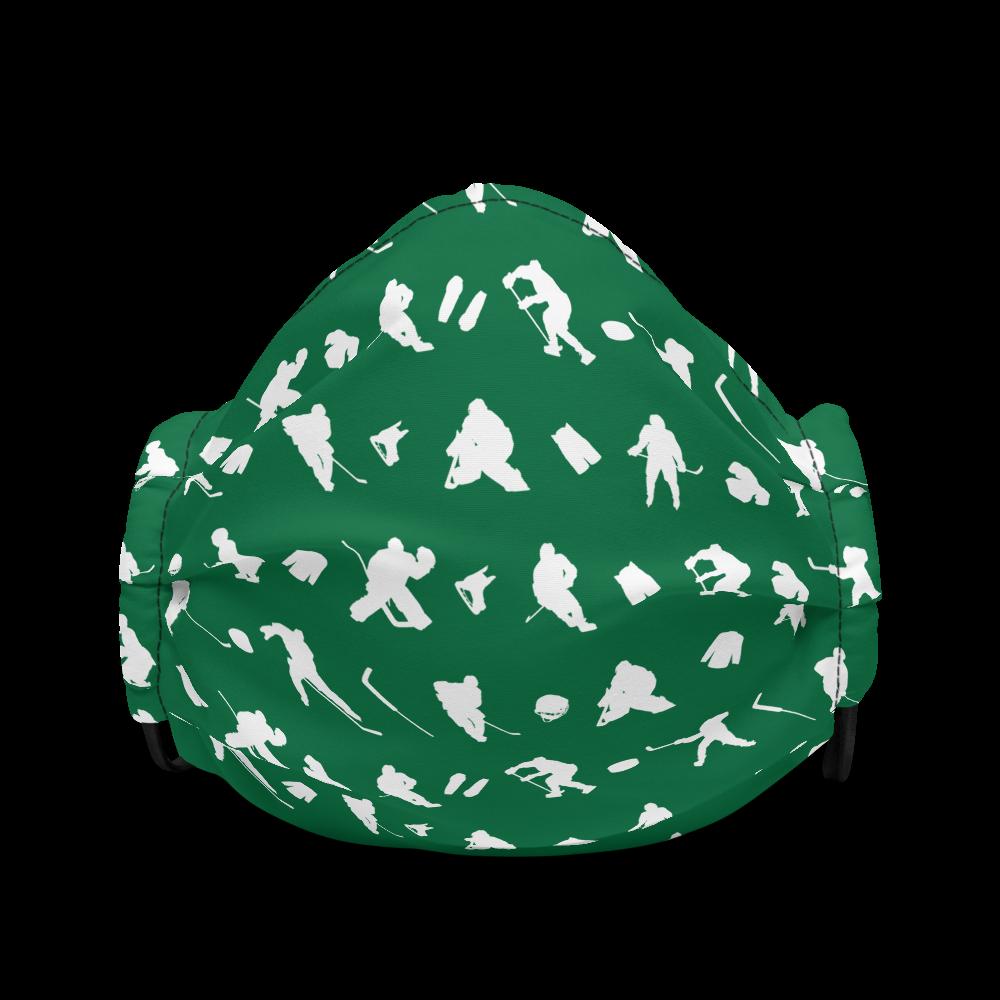 Hockey Clapper Mask