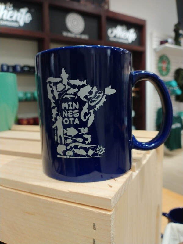 Fishing Bait Mug