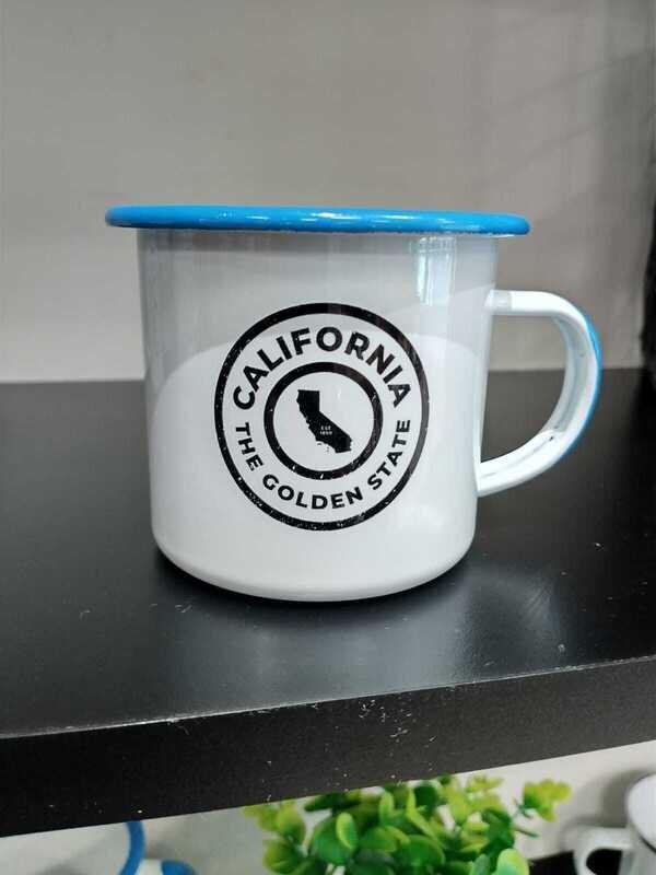 California Camper Mug