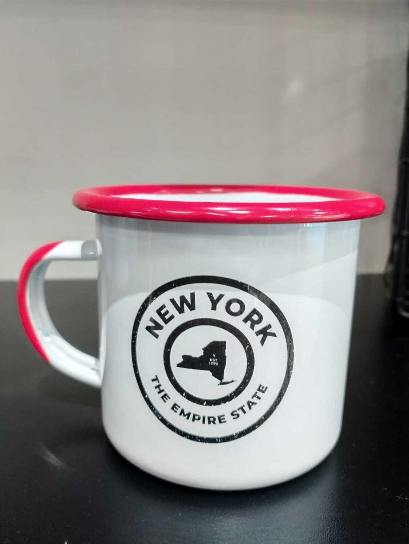 New York Camper Mug