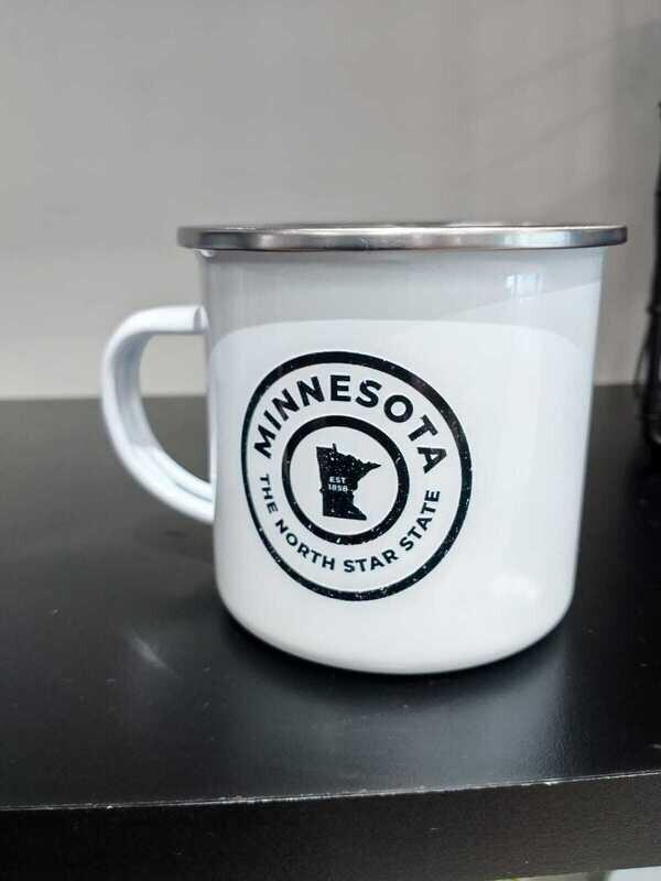 Lakes Camper Mug
