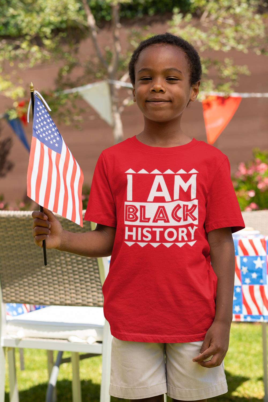 Black History Youth Tee