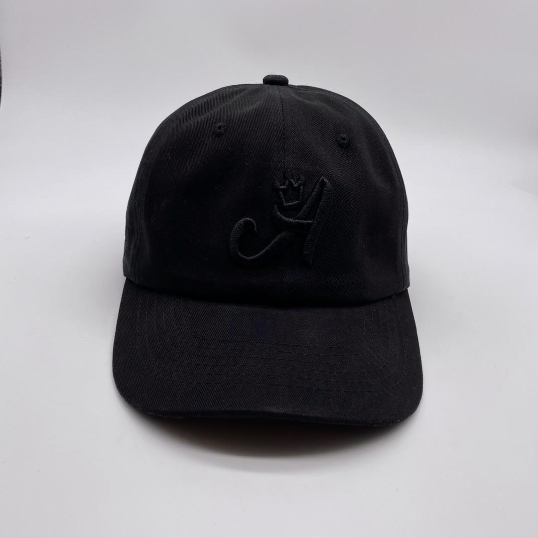 Bismark Black Dad Hat