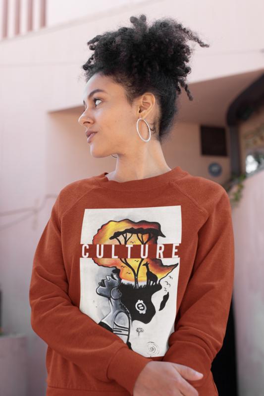 Queens Culture Sweater