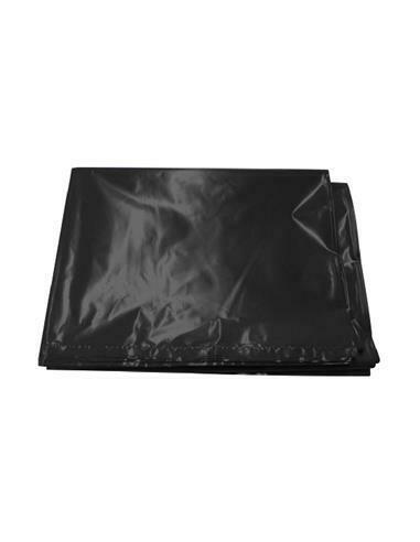 Funda Plástica Negra 23x28