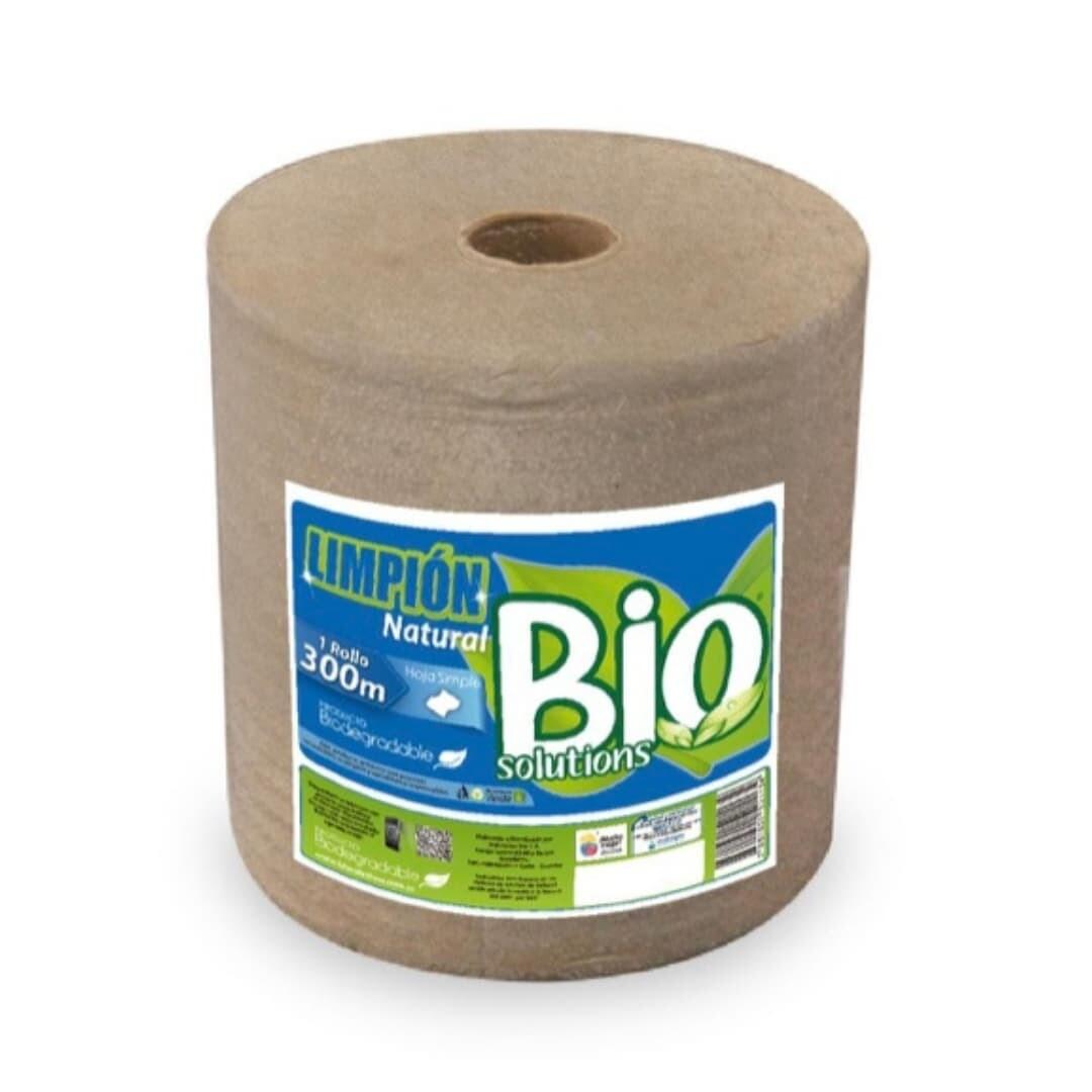 Limpión Industrial Biosolutions Natural 300 metros