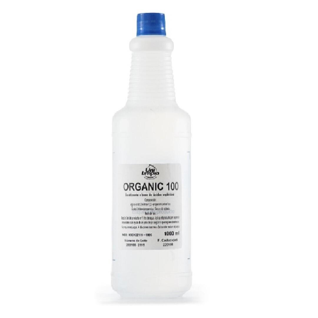 Desinfectante de Frutas y Legumbres Organic 100 Ozz