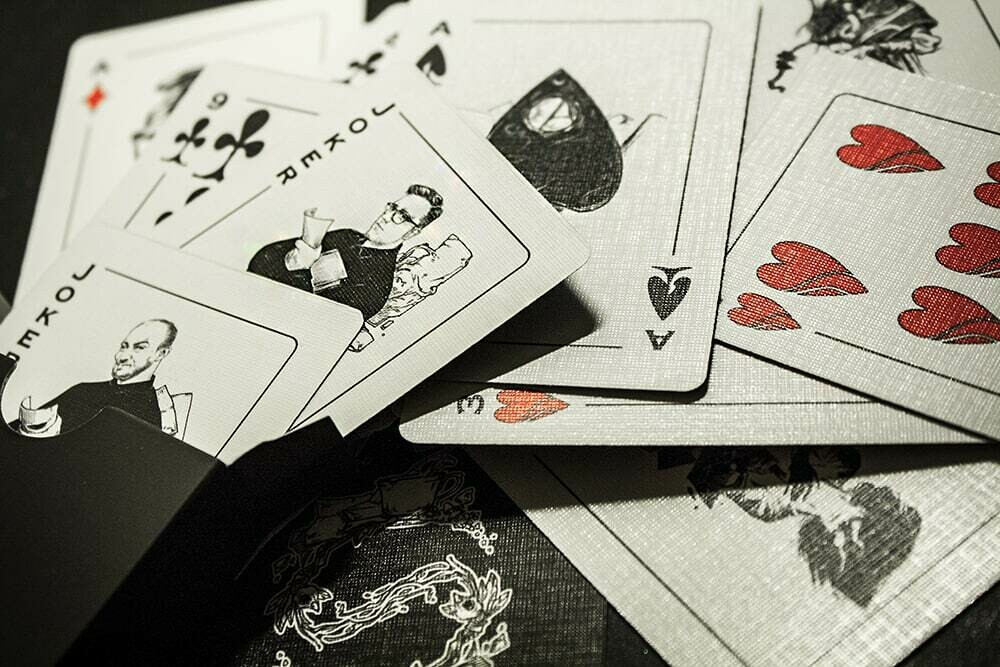 SATD Playing Cards