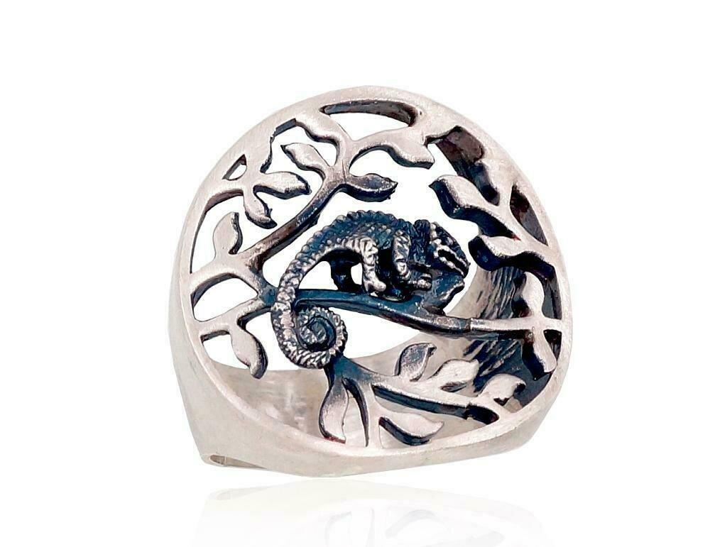 Sidabrinis žiedas, ADUN 2101400(POx-MattB)