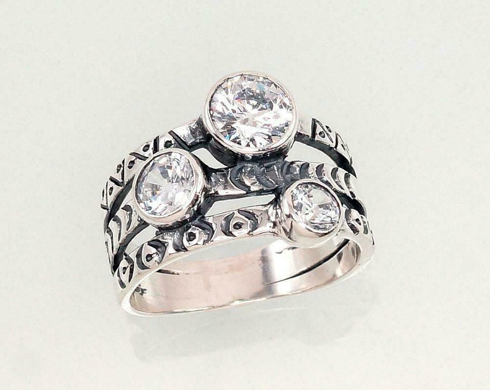 Sidabrinis žiedas, ADUN 2101404(POx-Bk)_CZ