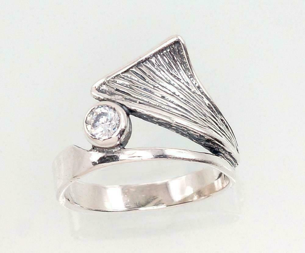 Sidabrinis žiedas, ADUN 2101407(POx-Bk)_CZ