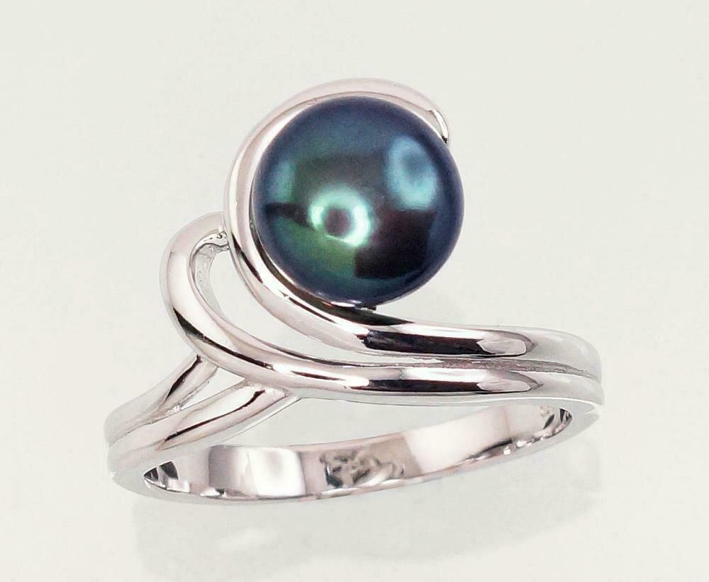 Sidabrinis žiedas, ADUN 2101457(PRh-Gr)_PE-BK