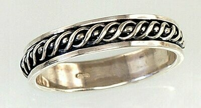 Sutuoktuvių žiedas, ADUN 2100950(POx-Bk)