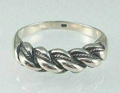 Sidabrinis žiedas, ADUN 2100002(POx-Bk)