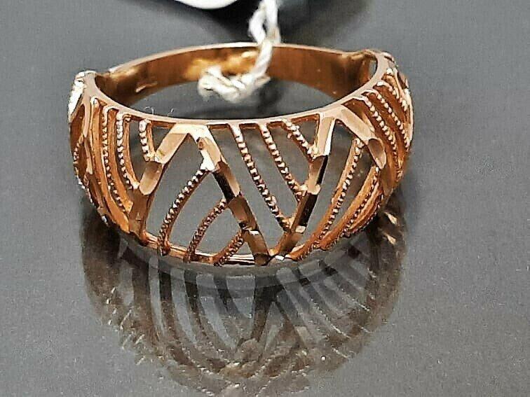 Auksinis žiedas, Dydis 17,25