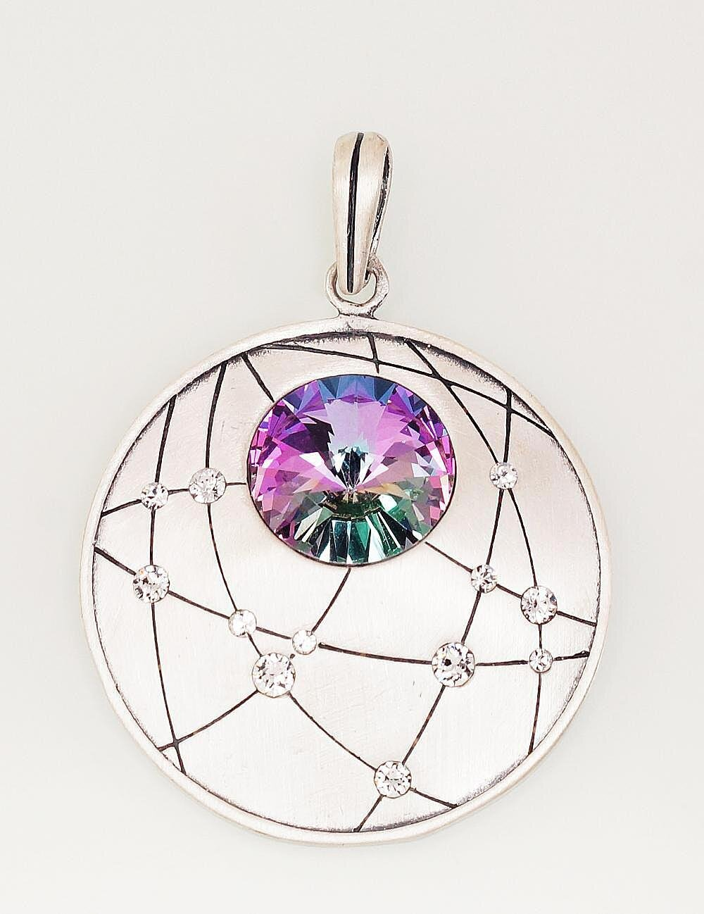 Sidabrinis moteriškas žiedas Modelis ADUM#2301535(Matt+POx-MattBk)_SV+SV-MIXV