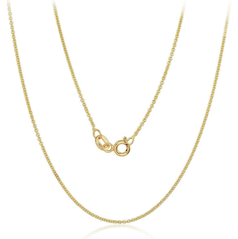 Auksinė grandinėlė, 50 cm ADUM1400053(Au-Y)
