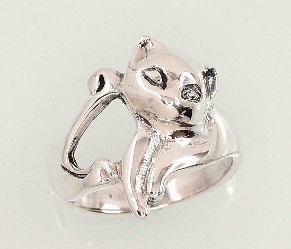 Sidabrinis žiedas, ADUN 2101386(POx-Bk)