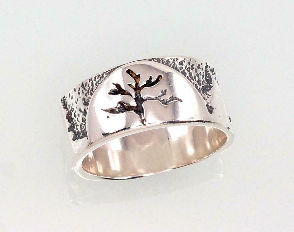 Sidabrinis žiedas, ADUN 2101395(POx-Bk)