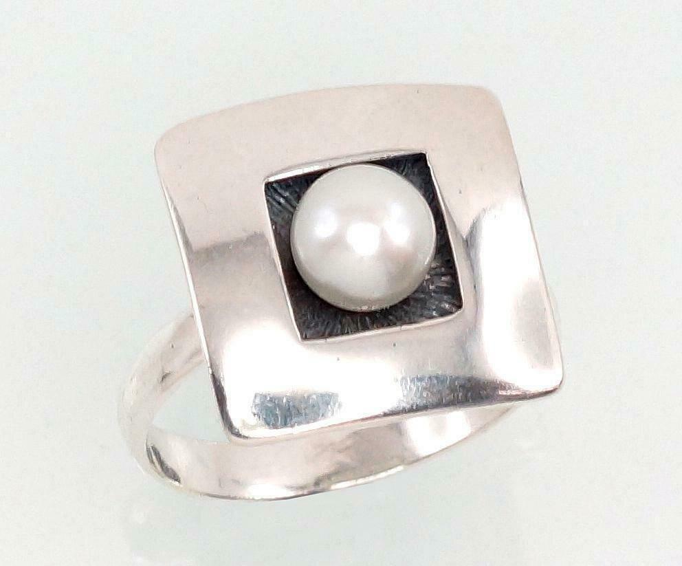 Sidabrinis žiedas, ADUN 2101416(POx-Bk)_PE