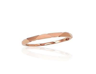 Moteriškas Žiedas, 16 dydis, modelis ADUM#1100859(Au-R)
