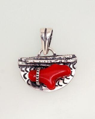 Sidabrinis moteriškas žiedas Modelis ADUM#2301556(POx-Bk)_CO