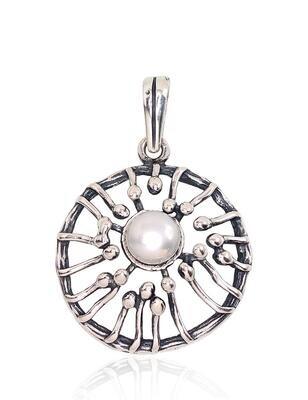 Sidabrinis moteriškas žiedas Modelis ADUM#2301812(POx-Bk)_PE