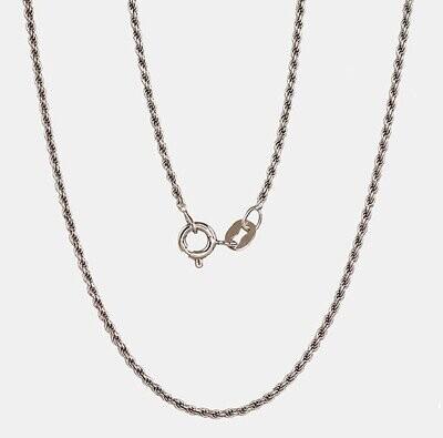 Sidabrinė Grandinėlė,  Rope, Sukta, 1,3 mm pločio, ADUM 2400055 Rodžiuota